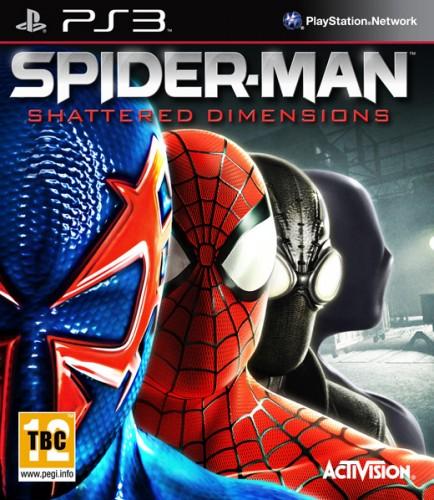 Spider-Man: Shattered Dimensions (Bazar/ PS3 )