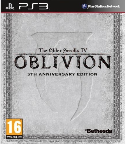 The Elder Scrolls: Oblivion 5th Anniversary Edition (Bazar/ PS3)
