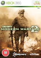 Call of Duty: Modern Warfare 2 (Bazar/ Xbox 360)