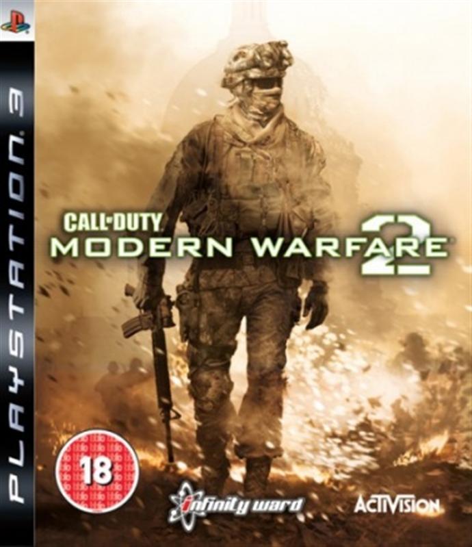 Call of Duty: Modern Warfare 2 (Bazar/ PS3)