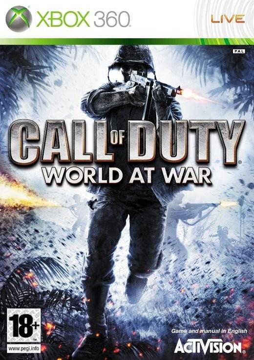 Call of Duty: World at War (Bazar/ Xbox 360)