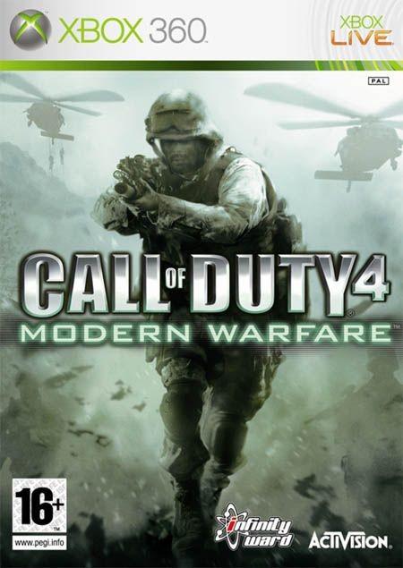Call Of Duty 4: Modern Warfare /GOTY/ (Bazar/ Xbox 360)