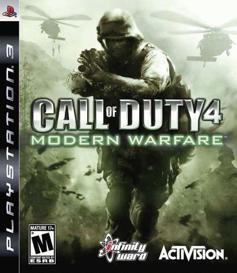 Call Of Duty 4: Modern Warfare (Bazar/ PS3)