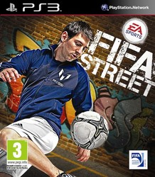 FIFA Street (Bazar/ PS3)