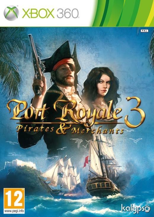 Port Royale 3: Pirates & Merchants (Bazar/ Xbox 360)