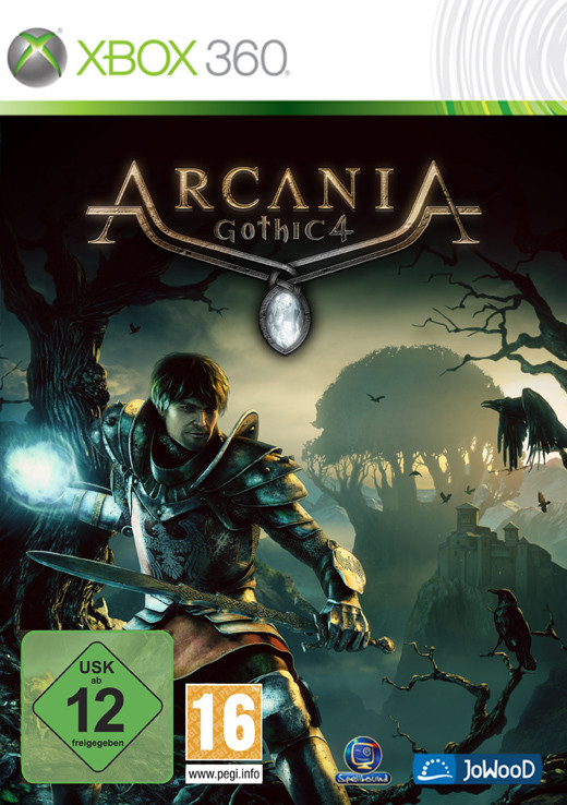 Gothic 4: Arcania (Bazar/ Xbox 360)