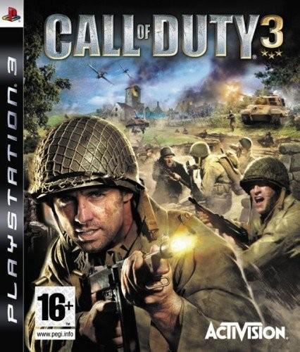 Call of Duty 3 (Bazar/ PS3)