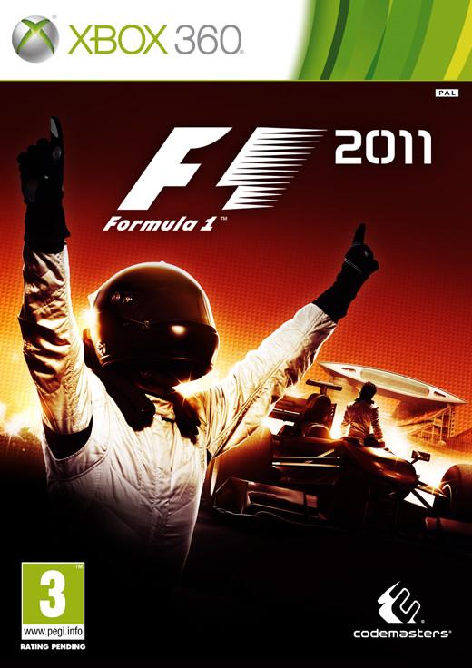 F1 2011 (Bazar/ Xbox 360)