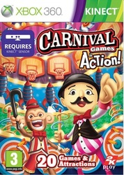 Carnival Games: In Action (Bazar/ Xbox 360 - Kinect)