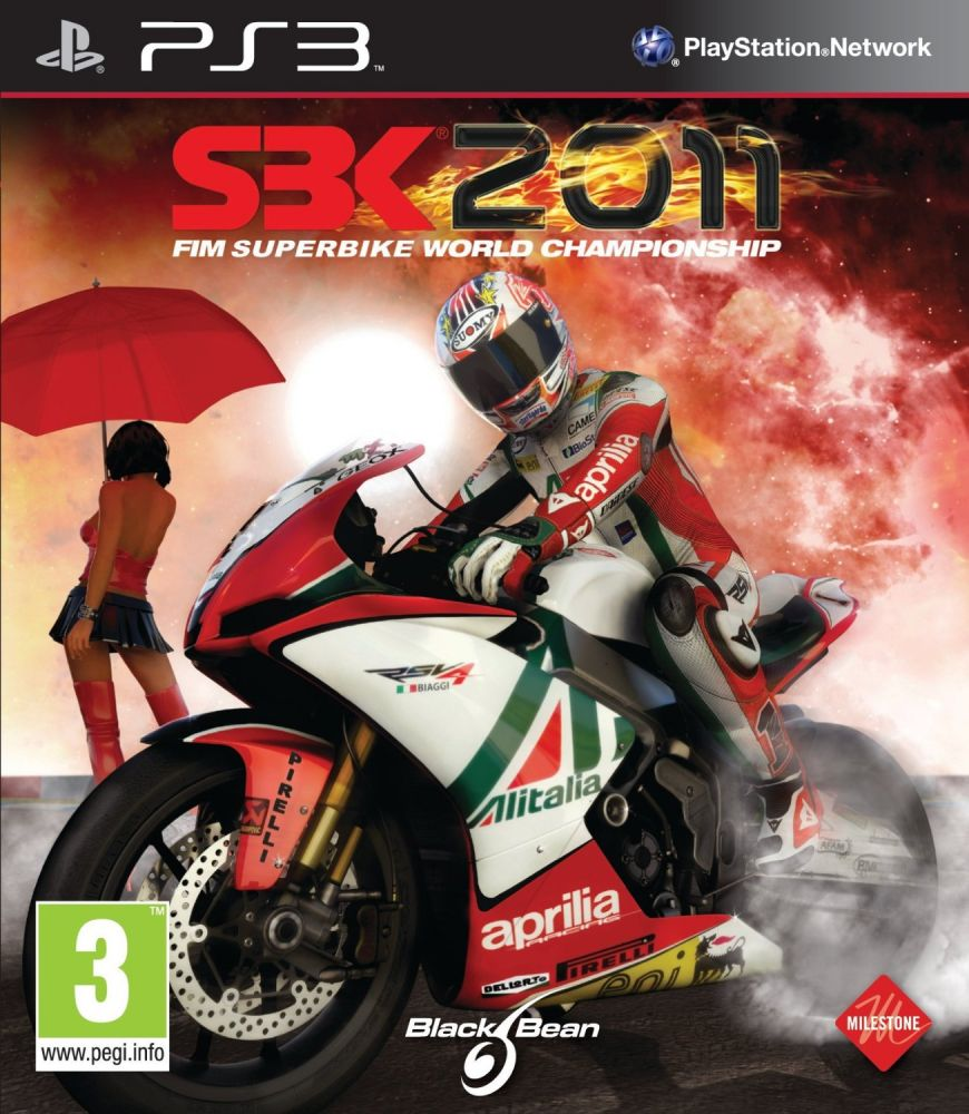 SBK 2011: FIM Superbike World Championship (Bazar/ PS3)