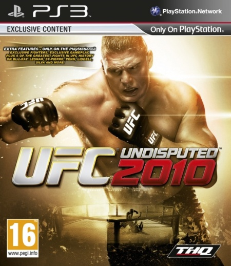 UFC 2010 Undisputed (Bazar/ PS3)