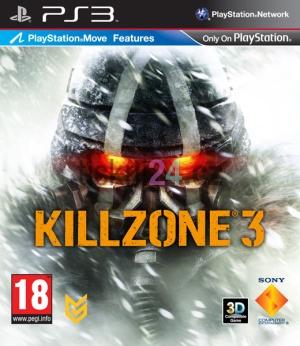 Killzone 3 /Platinum/ (Bazar/ PS3 - Move) - CZ