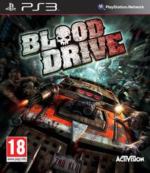 Blood Drive (Bazar/ PS3)