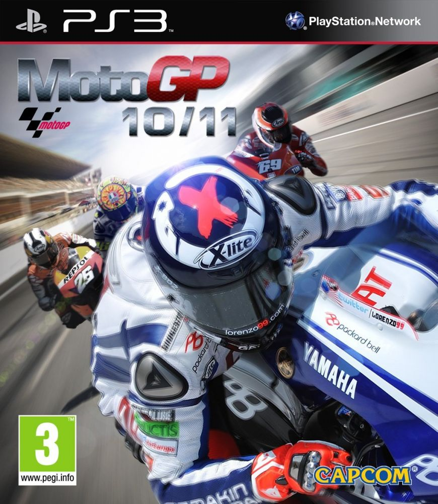 MotoGP 10/11 (Bazar/ PS3)