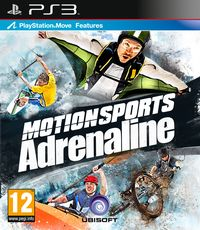 MotionSports Adrenaline (Bazar/ PS3 - Move)