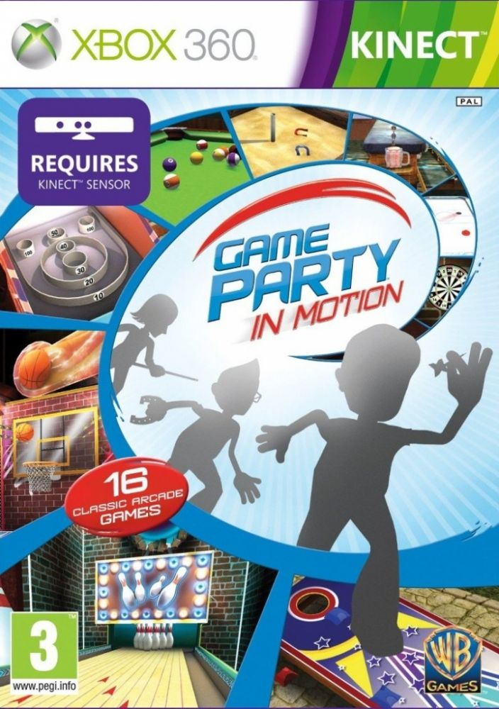 Game Party In Motion (Xbox 360)