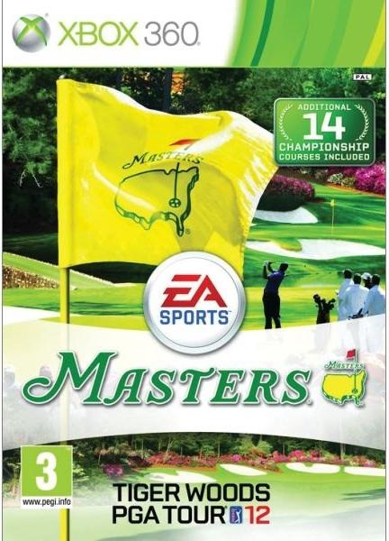 Tiger Woods PGA Tour 12: The Masters (Bazar/ Xbox 360)