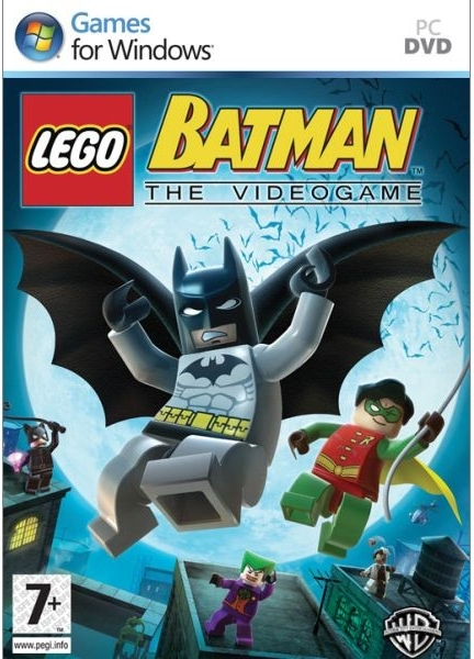 LEGO Batman: The Videogame (PC) - CZ