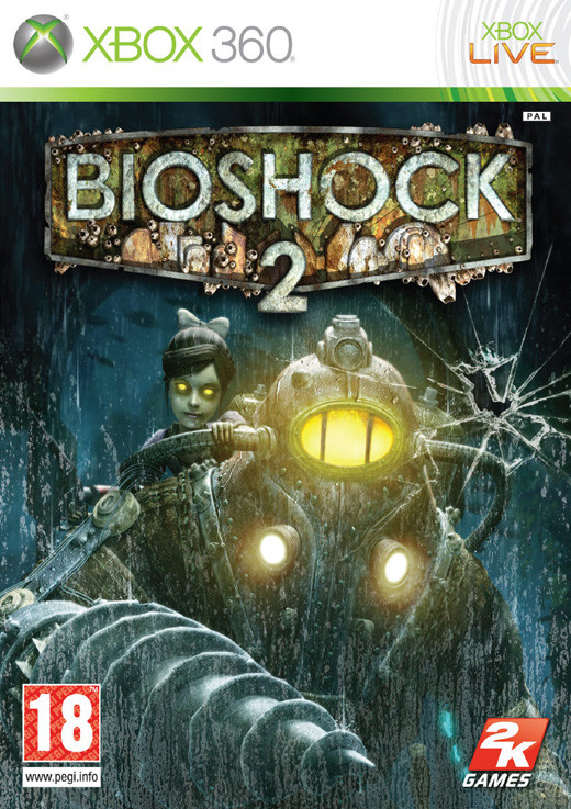 Bioshock 2 (Bazar/ Xbox 360)