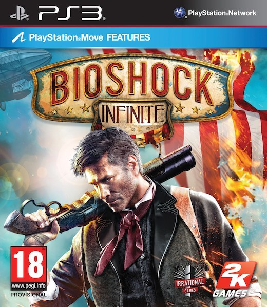 Bioshock 3: Infinite (PS3 - Move)