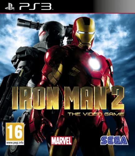 Iron Man 2 (Bazar/ PS3)