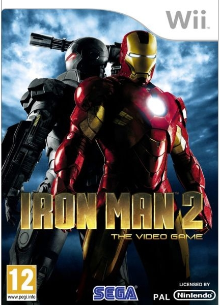 Iron Man 2 (Bazar/ Wii)