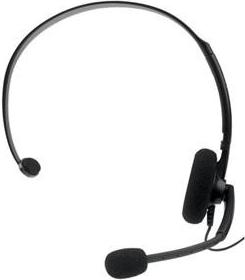Headset Microsoft Xbox 360 - černý (Bazar/ Xbox 360)