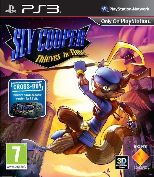 Sly Cooper: Thieves in Time (Bazar/ PS3)