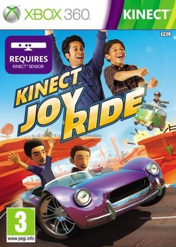 Kinect Joy Ride (Bazar/ Xbox 360 - Kinect)