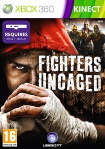 Fighters Uncaged (Bazar/ Xbox 360 - Kinect)