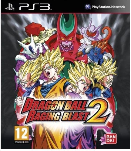 Dragon Ball: Raging Blast 2 (Bazar/ PS3)