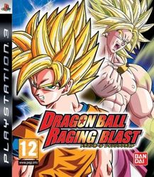 Dragon Ball: Raging Blast (Bazar/ PS3)
