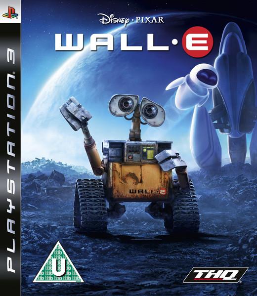 Wall-E (Bazar/ PS3)