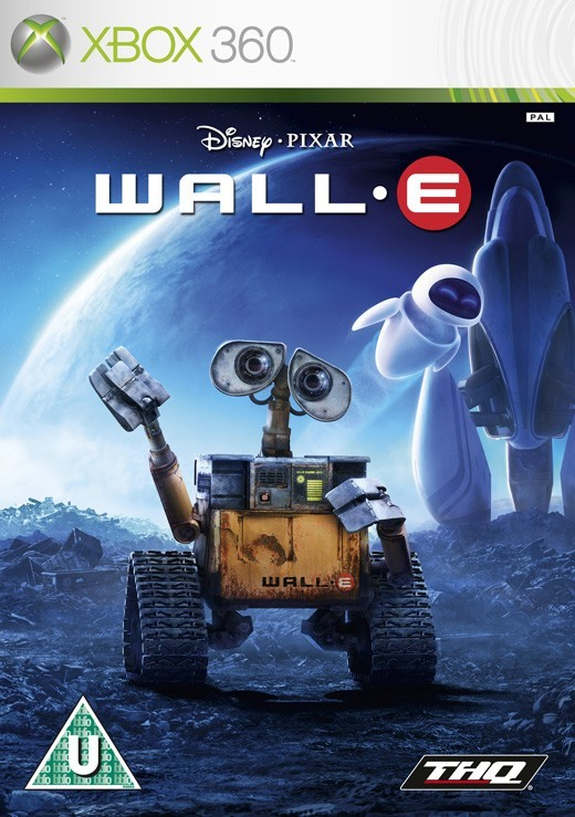Wall-E (Bazar/ Xbox 360)