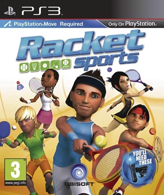 Racket Sports (Bazar/ PS3 - Move)