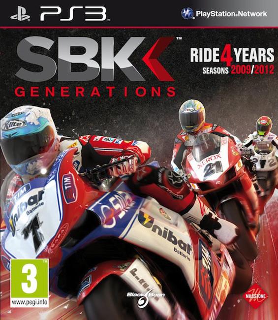 SBK Generations (PS3)