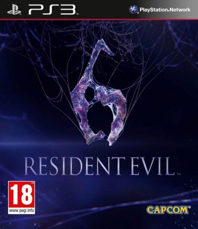 Resident Evil 6 (Bazar/ PS3)