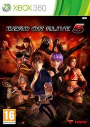 Dead or Alive 5 (Bazar/ Xbox 360)