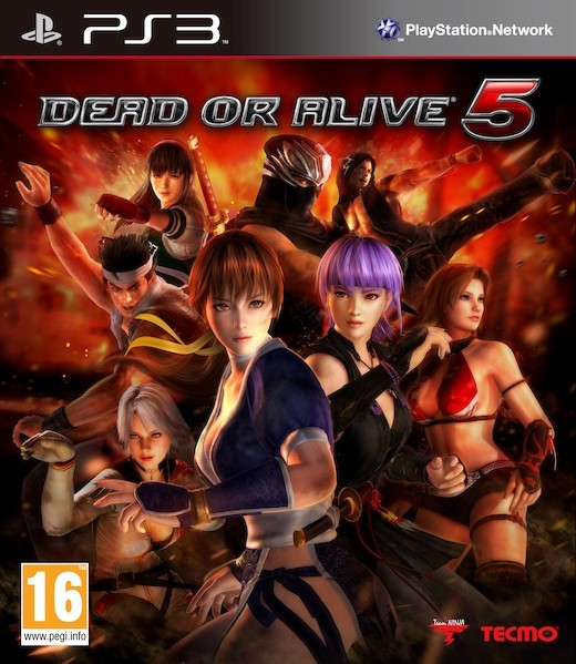 Dead or Alive 5 (Bazar/ PS3)