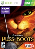 Puss In Boots (Bazar/ Xbox 360 - Kinect)
