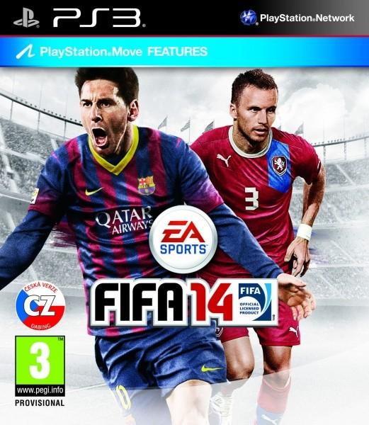FIFA 14 (Bazar/ PS3 - Move)