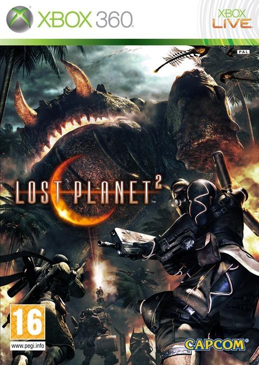 Lost Planet 2 (Bazar/ Xbox 360)
