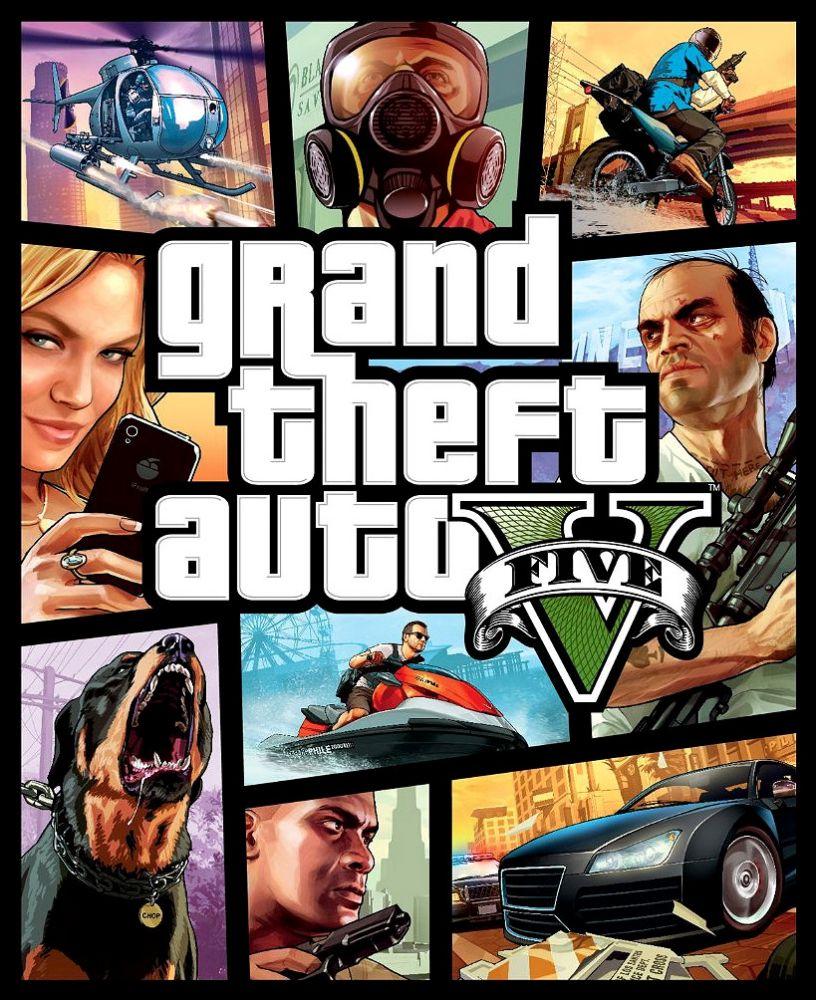 Grand Theft Auto V /GTA V/ (PC)