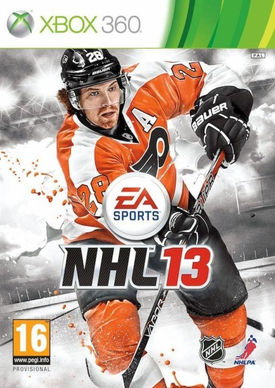 NHL 13 (Bazar/ Xbox 360)