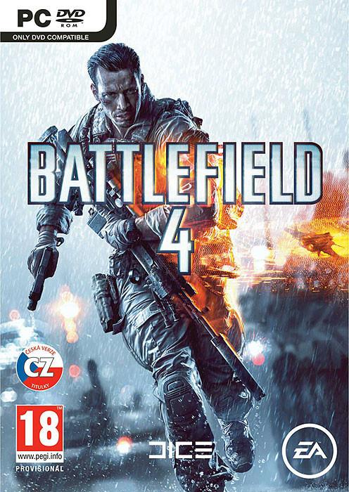 Battlefield 4 (PC) - CZ