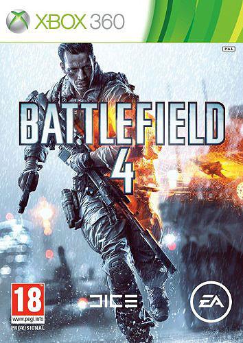 Battlefield 4 (Xbox 360) - CZ