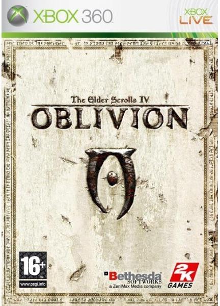 The Elder Scrolls 4: Oblivion (Bazar/ Xbox 360)