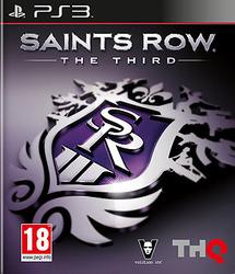 Saints Row: The Third (Bazar/ PS3)