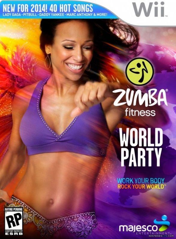 Zumba Fitness World Party (Bazar/ Wii) - DE