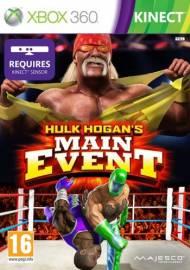Hulk Hogans Main Event (Bazar/ Xbox 360 - Kinect)